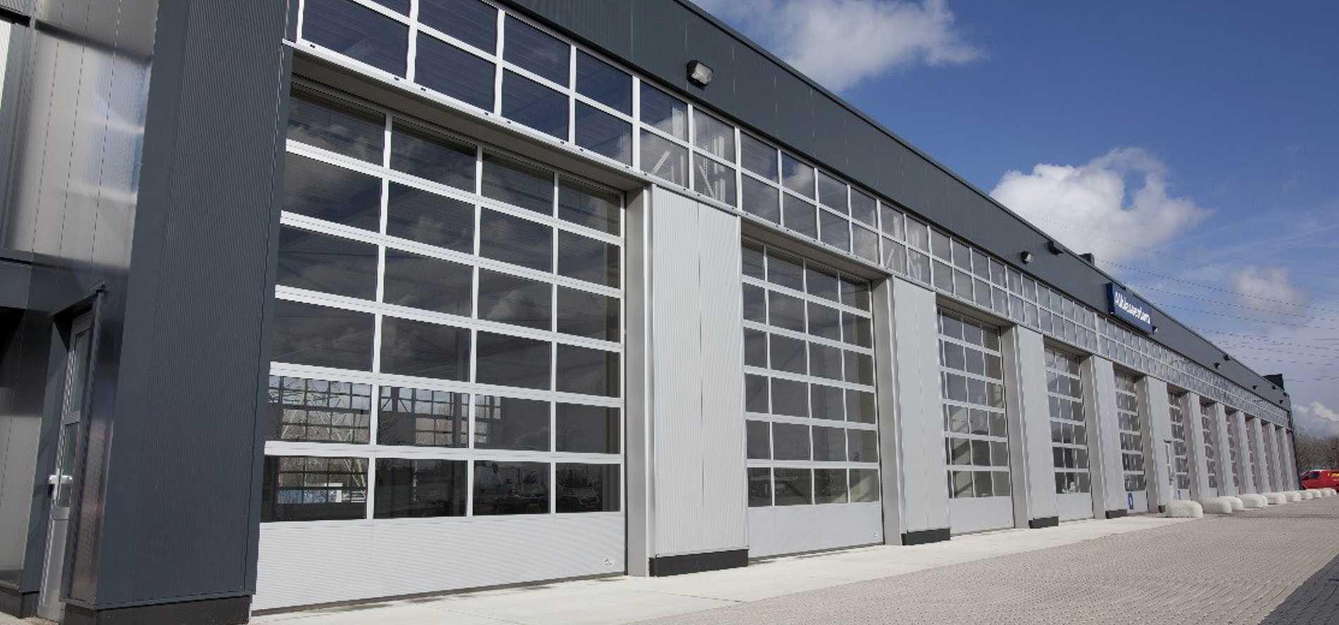 Image Porte industrielle