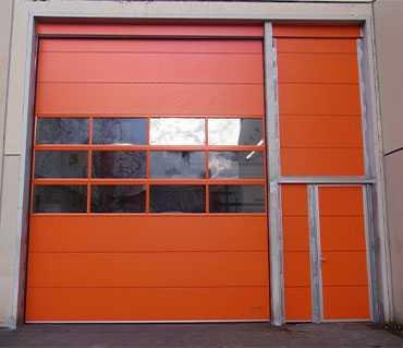 Image Catalogue produits portes sectionales
